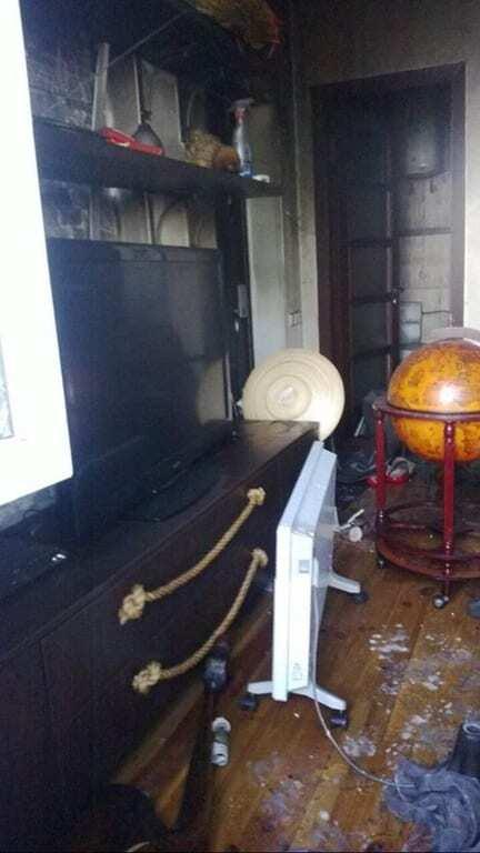 """Екс- """"регіонал"""" Олійник заявив, що Порошенко підпалив будинок його сина"""
