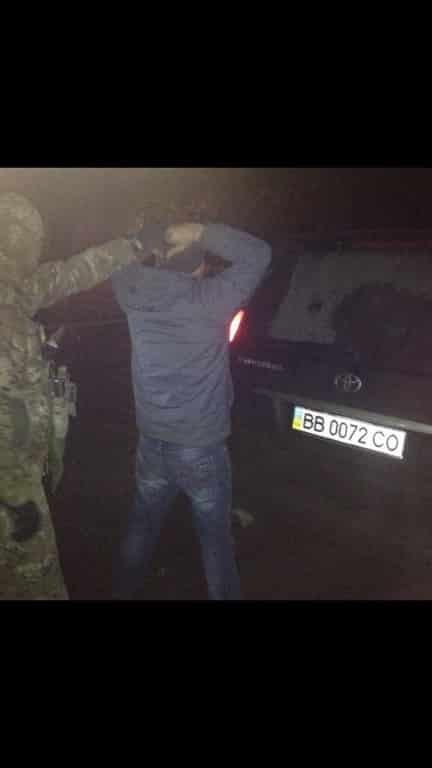 У зоні АТО затримали високопоставлених хабарників