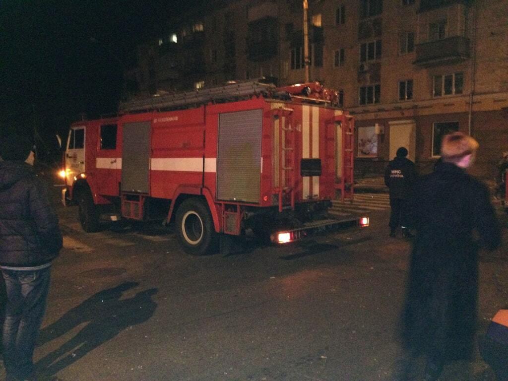 У центрі Житомира пролунав вибух: опубліковані фото і відео з місця НП