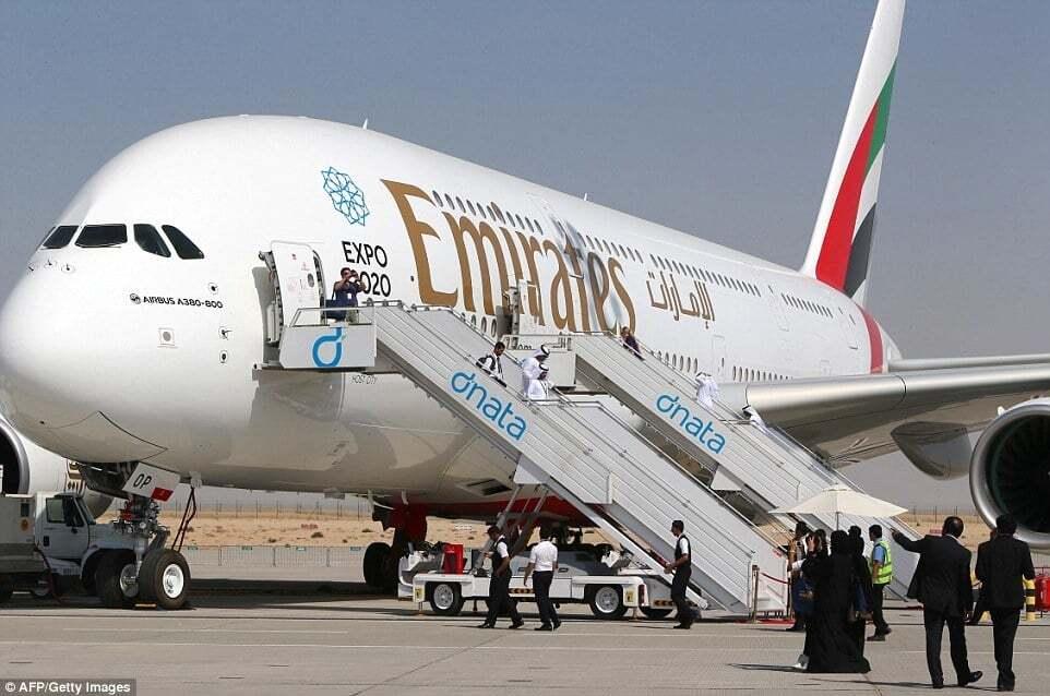 В Дубае создали самый вместительный в мире самолет