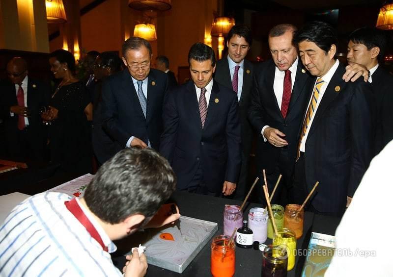 Кредиты МВФ, беженцы и терроризм: в Турции стартовал саммит G20