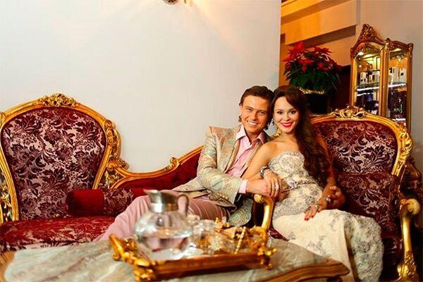 Свадьбы не будет: невесту Шаляпина застукали с экс-бойфрендом Бородиной