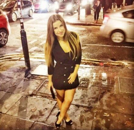 Пишногруда красуня: ЗМІ назвали нову дівчину Кріштіану Роналду