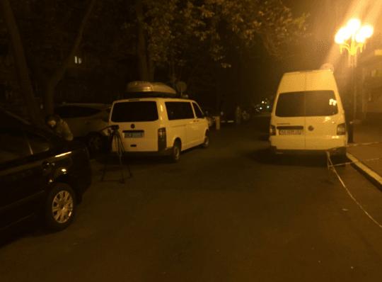 По окнам Шокина стрелял снайпер, возле ГПУ дежурит милиция