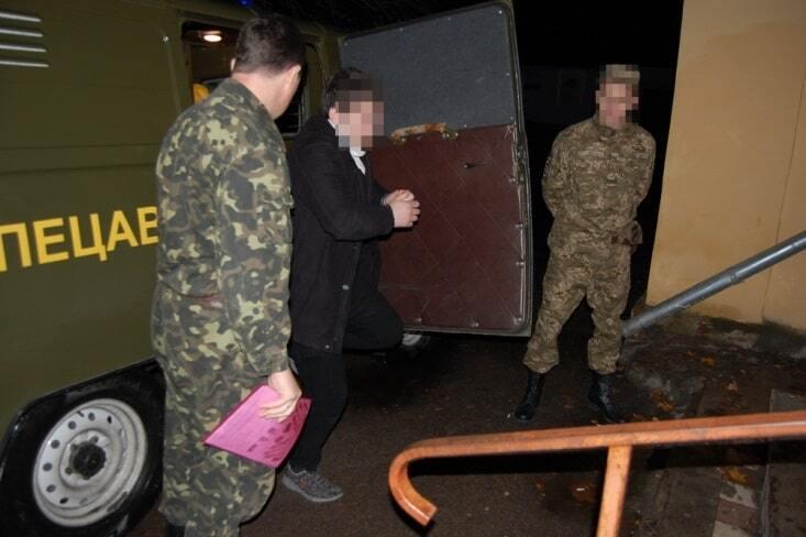Ісламіста, що воював у Сирії, затримали в Чернігівській області