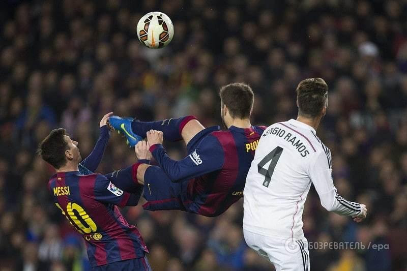 """Битвы титанов. """"Реал"""" - """"Барселона"""" и еще 6 сумасшедших футбольных дерби"""