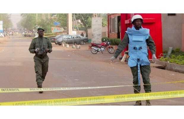 Штурм захваченного террористами отеля в Мали: освобождены 80 заложников