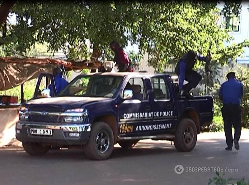 Теракт у Малі: названо кількість загиблих заручників