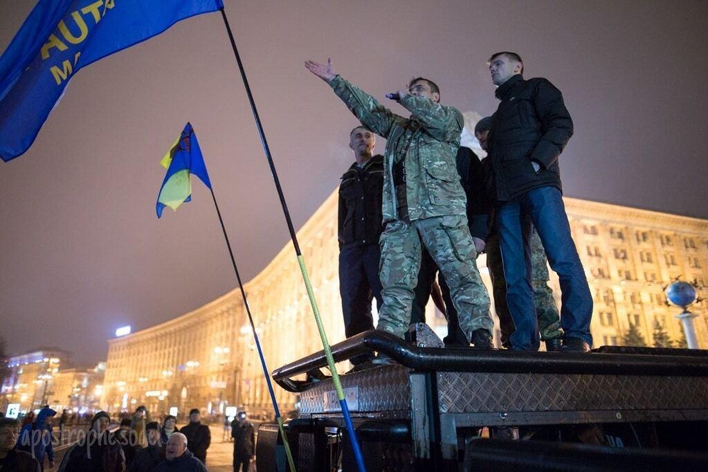 Журналіст про організаторів концерту на Майдані: ідіоти і м*даки