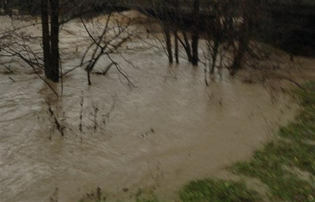 Потоп на Закарпатті: селеві потоки і зсуви заблокували рух транспорту