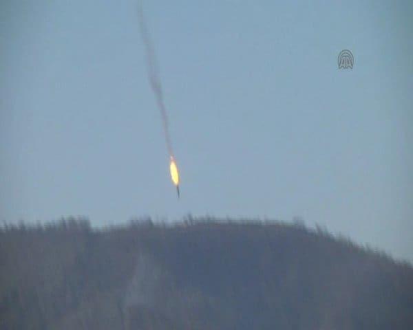 Разбившийся в Сирии военный самолет был российским