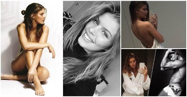 Две украинки и еще десять красавиц: все девушки Криштиану Роналду