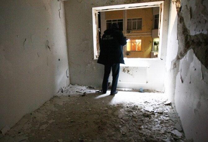 Симферополь оглушил мощный взрыв, есть погибший