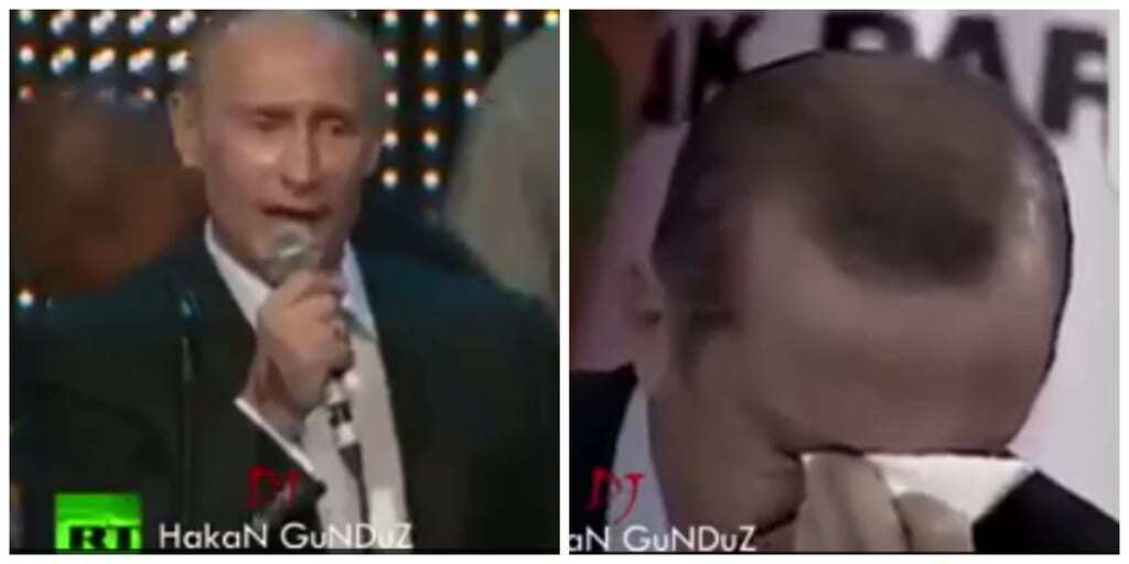 До слез: в сети посмеялись над конфликтом Путина с Эрдоганом