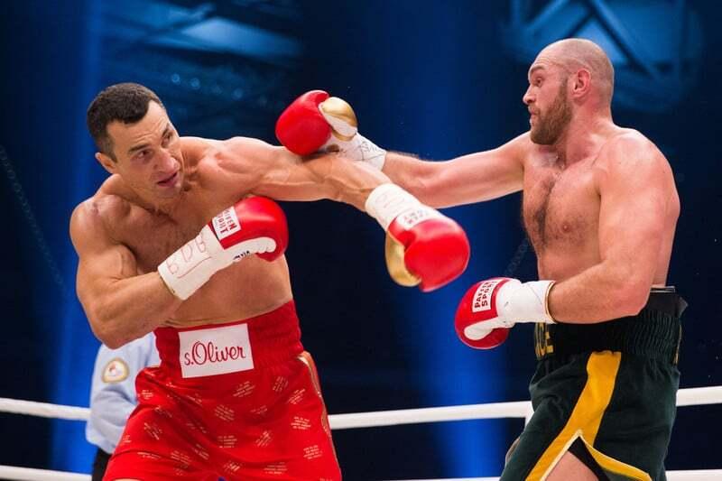 Володимир Кличко сенсаційно програв Тайсону Ф'юрі