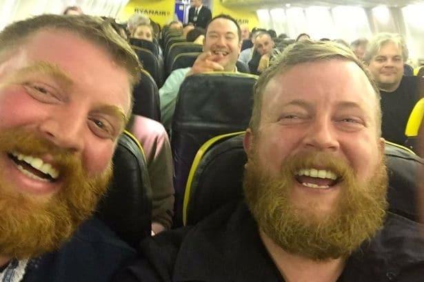 """У покоривших сеть бородатых двойников нашелся третий """"брат"""""""