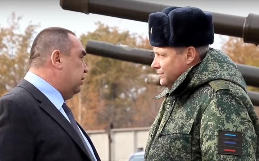 """""""Розфарбувати"""" життя луганчан: волонтери знайшли """"райдужні"""" танки терористів"""
