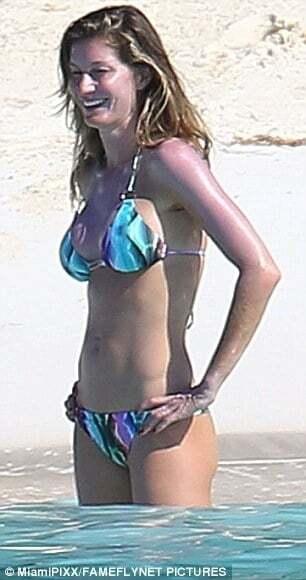 Жизель Бундхен впервые показала грудь после посещения хирурга: опубликованы фото