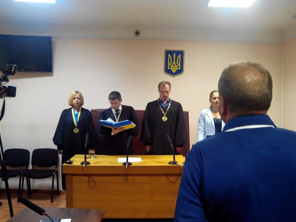 Екс-генерал Держприкордонслужби отримав десять років в'язниці за хабар