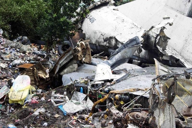 Что известно о рухнувшем в Судане самолете: новые подробности