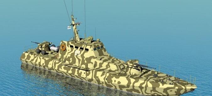 """ВМС України отримають броньовані артилерійські катери """"Гюрза-М"""": опубліковано фото"""