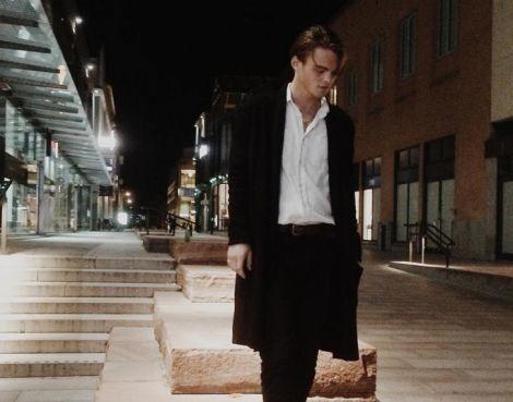 Получи Оскар: молодой двойник Ди Каприо из Швеции покорил соцсети