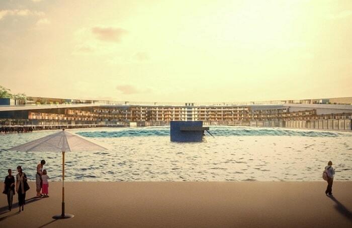 В Австралии появится стадион... для серфинга