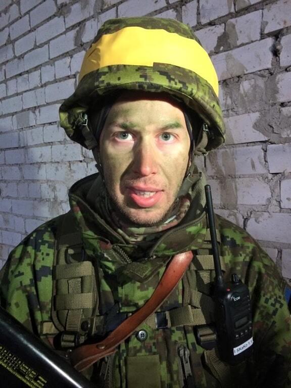 """Естонські силовики відрепетирували боротьбу з """"зеленими чоловічками"""" з Росії: фотофакт"""
