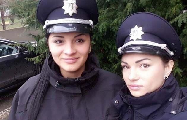 У Мілевич з'явилася конкурентка: фото нового секс-символа поліції