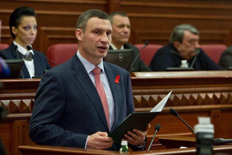 Кличко прийняв присягу мера Києва: опубліковані фото