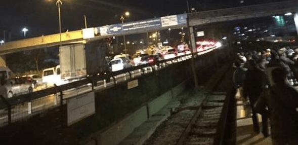 У метро Стамбула прогримів вибух