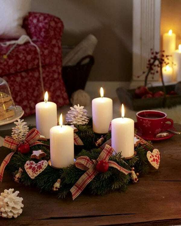 тарелку украшать комнату свечами картинки покажет себя