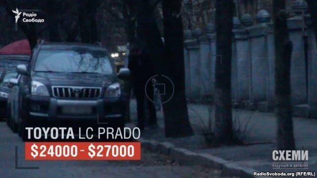 От Toyota до Cadillac: СМИ показали люксовый секретный автопарк МВД
