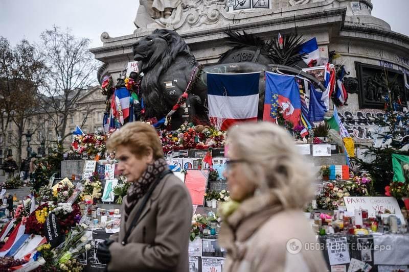 париж скорбит фото старейших российских