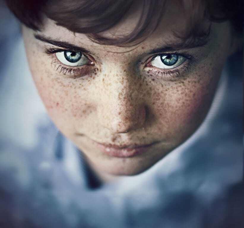 пронзительные прикольные глаза фото таком виде крупа