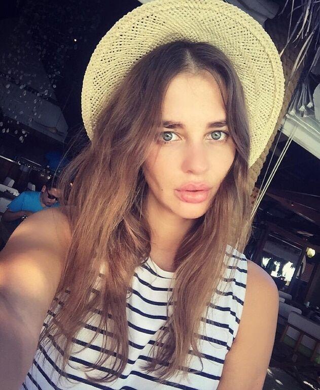 Жена футболиста сборной Украины зажгла на Мальдивах