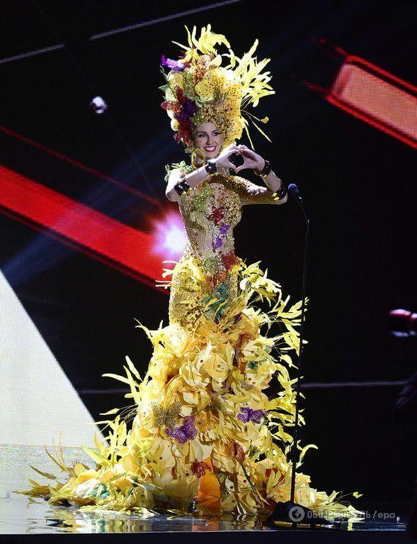 """""""Мисс Вселенная 2015"""": фото с дефиле в национальных костюмах"""