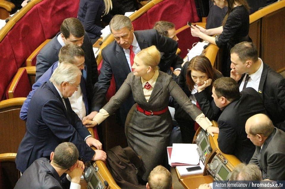 Esquire назвав Тимошенко найсексуальнішою українкою в світі