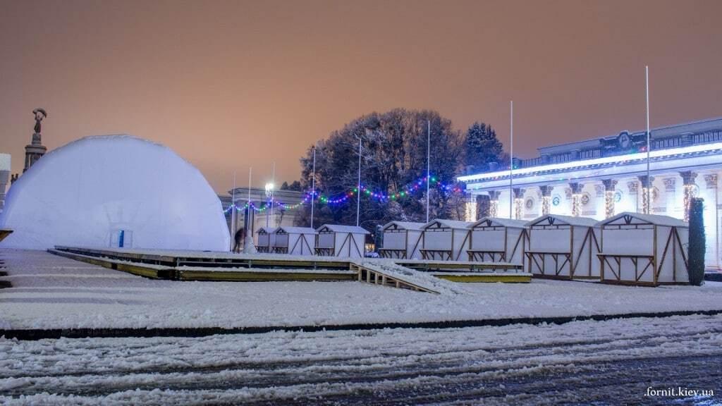 Де в Києві вже по-новорічному красиво: опубліковані фото