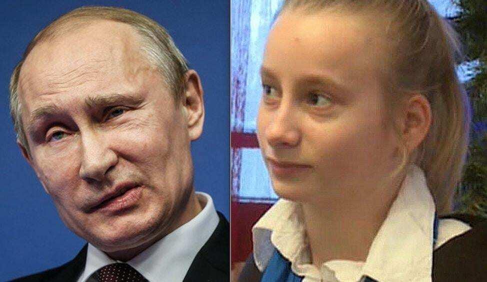 """У Росії знайшли """"таємну дочка"""" Путіна: опубліковані фото"""
