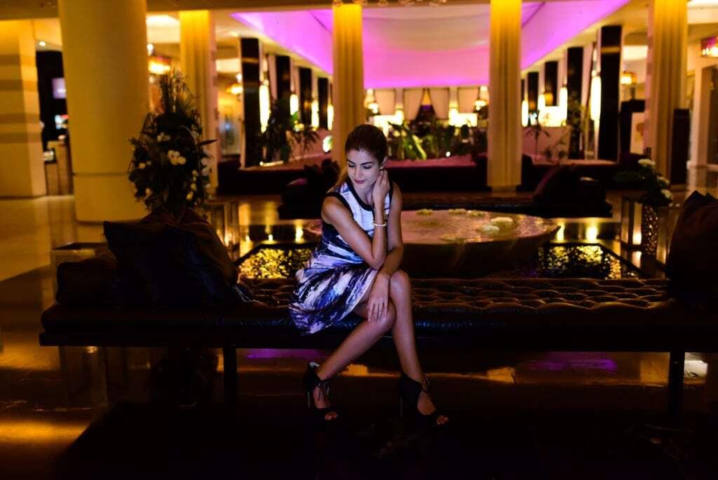 Роналду закрутил роман с финалисткой Мисс Вселенная