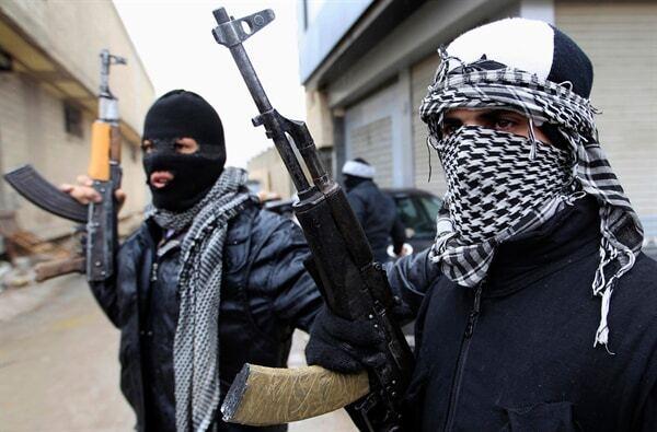 Исламский терроризм был сконструирован КГБ-ФСБ!