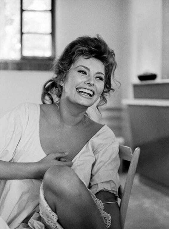Уроки красоты от кинодивы: макияж Софи Лорен