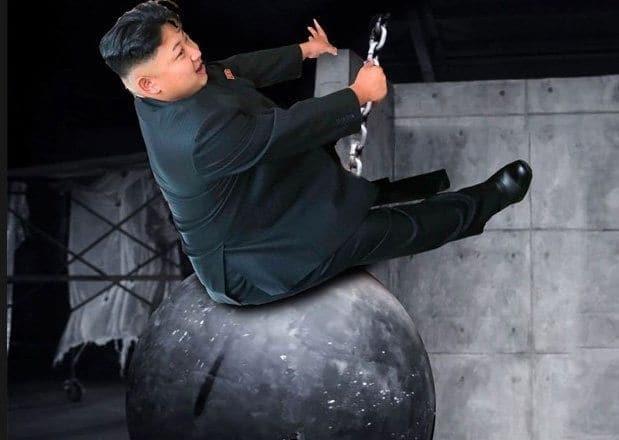 Апетитний Кім-Конг: лідер КНДР в цікавій позі став інтернет-мемом. Фото приколів