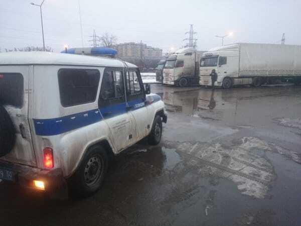 Путін злякався: через протест далекобійників поліція перекрила МКАД