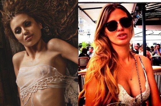 У мережу потрапили скандальні фото Вікторії Боні до пластики