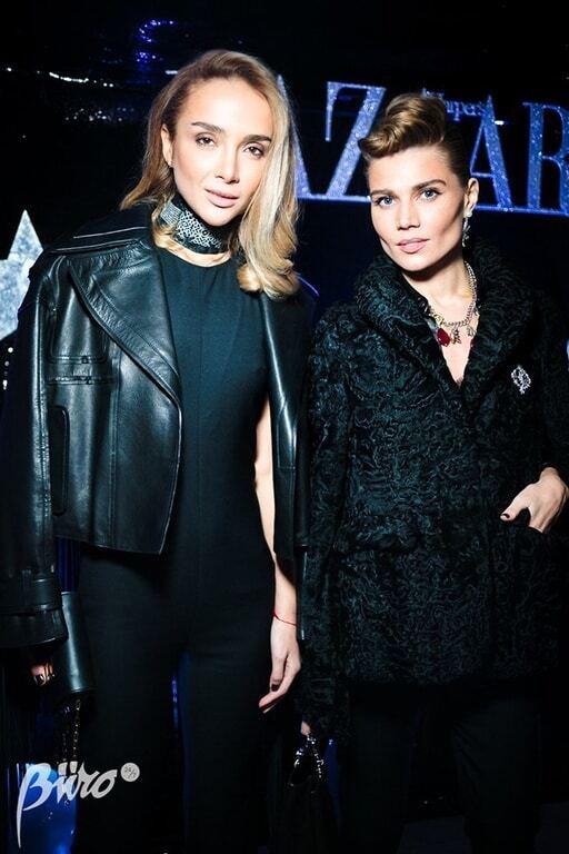 """Итоги года: """"Самые стильные украинки"""" по версии журнала Harper's Bazaar"""