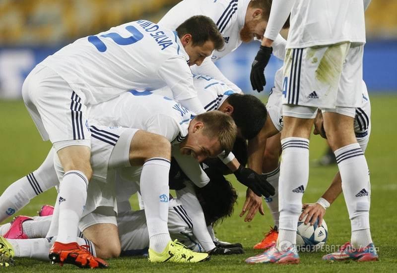 """Свершилось! """"Динамо"""" впервые за 17 лет вышло в плей-офф Лиги чемпионов"""
