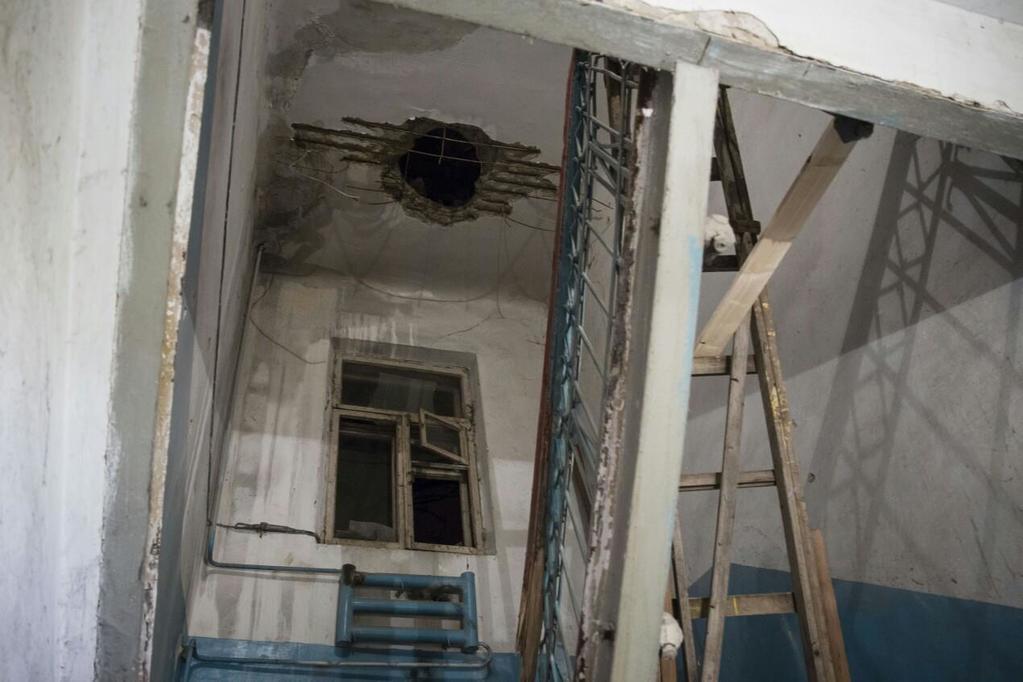 Порошенко відвідав атакований терористами Краматорськ. Опубліковані фото і відео