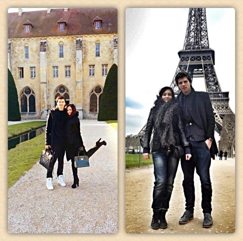 Лещенко в Париже возле Эйфелевой башни весь вечер слушал песни об Украине